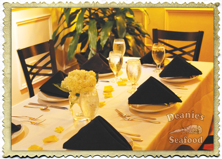 New Orleans Wedding Rehearsal Dinners | Deanie'S Seafood