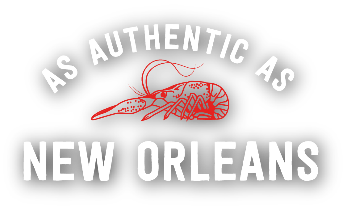As Authentic as New Orleans