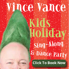 Vince Vance Kids Holiday Party