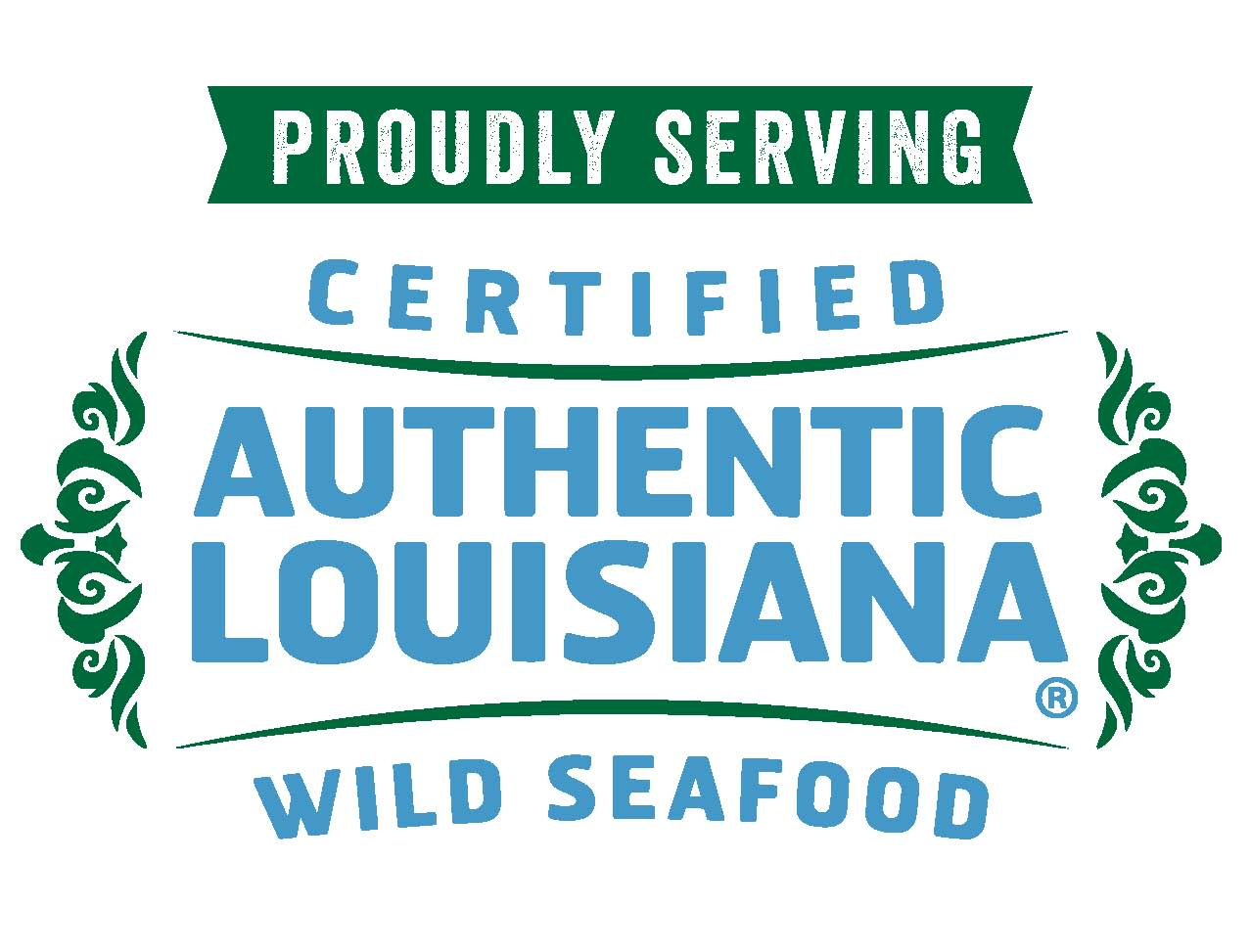 Louisiana Wild Seafood Certification