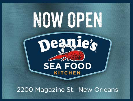 Deanies Sea Food Kitchen Magazine Street